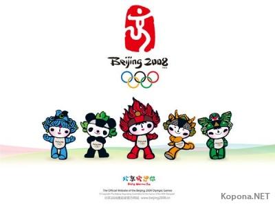 Обои - Олимпиада 2008 Пекин