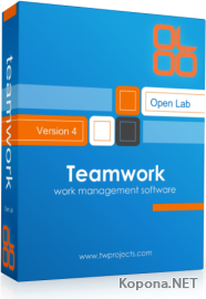 TwProject Open Lab Teamwork v4.3 Build 11250