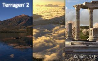 Planetside Terragen v2.0.0.3.1 Deep Edition *PROPER*