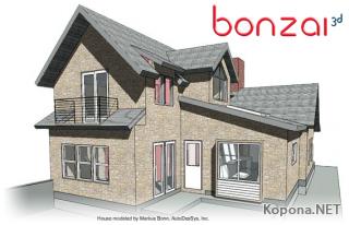 AutoDesSys Bonzai3d v1.00 Build 7306