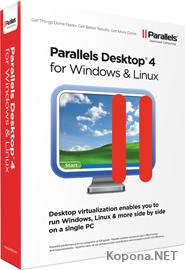 Parallels Desktop v4.0.6630.449744