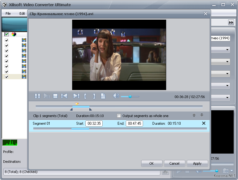 XILISOFT HD VIDEO CONVERTER V5.1.2 KEYGEN