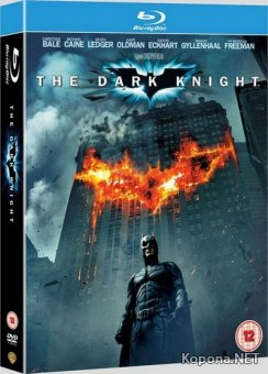 Темный рыцарь / The Dark Knight (2008) Blu-ray + BD Remux + BDRip 1080p / 720p + DVD9 + HDRip