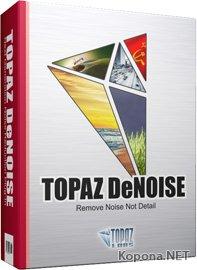 Topaz DeNoise v4.1.0 *KEYGEN*