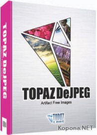 Topaz DeJPEG for Adobe Photoshop v4.0.2