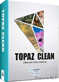 Topaz Clean v3.0.0 *KEYGEN*