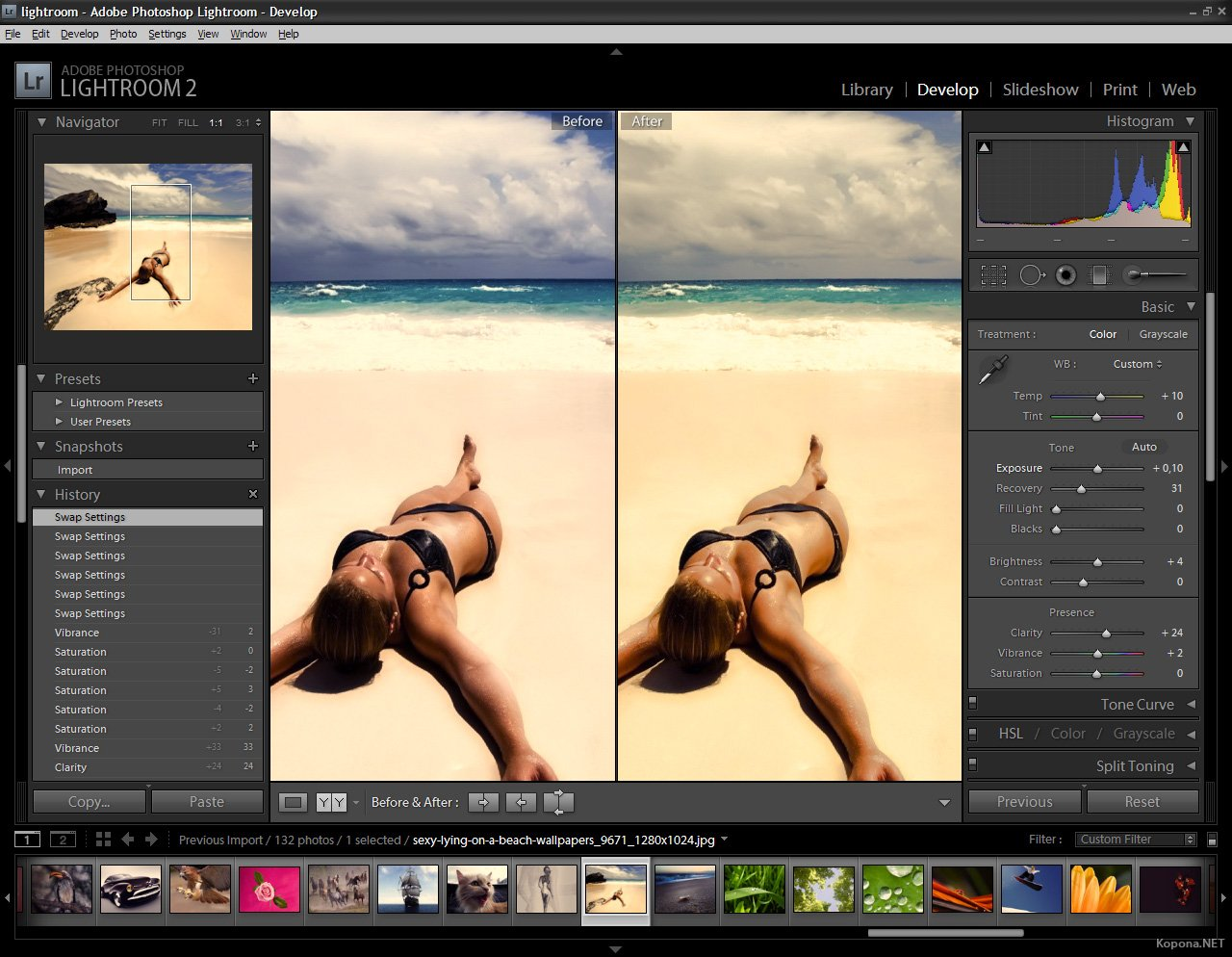 Adobe photoshop lightroom v3.6 multilingual incl keymaker