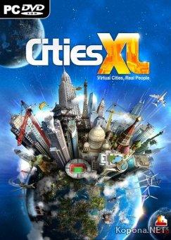 Cities XL (2009/ENG)