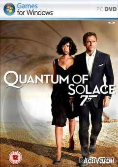 007: Квант Милосердия / Quantum of Solace: The Game (2008/Rus/Eng/RePack)