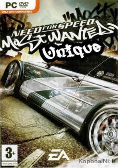 Need For Speed Most Wanted: Unique (2010/RUS/ENG/RePack)