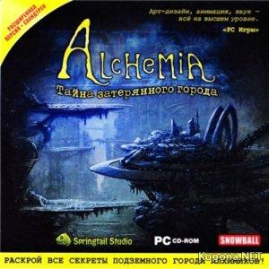 Alchemia. Тайна затерянного города (2010/RUS)