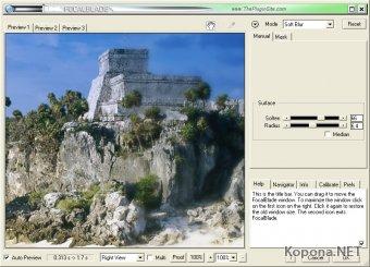 FocalBlade v2.0 for Adobe Photoshop *FOSI*