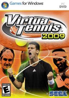 Virtua Tennis (2009/RUS/RePack)