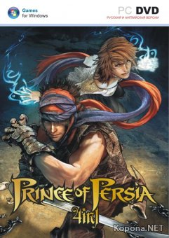 Квадрология Prince of Persia (2003-2009/RUS/RePack)