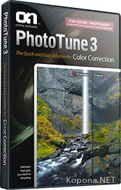 PhotoTune 3 for Adobe Photoshop v3.0.2
