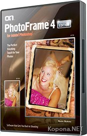PhotoFrame Pro 4 for Adobe Photoshop v4.5.1 *ISO*