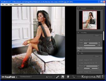 FocalPoint 2 for Adobe Photoshop v2.0.1