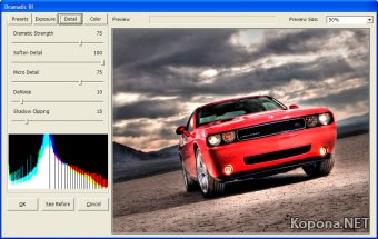 Fhotoroom Dramatic v3.5 for Photoshop