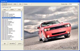 Fhotoroom Dramatic v3.5 for Photoshop