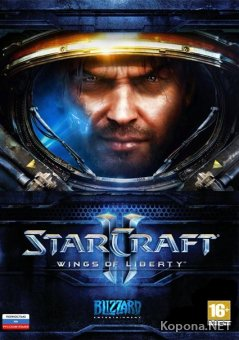 StarCraft II: Wings of Liberty (2010/1С-СофтКлаб/FULL/RePack)