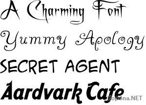 2010 комментарии 10 дизайн шрифты
