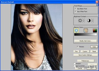 iCorrect Portrait v2.0 for Adobe Photoshop *FOSI*