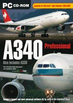 JUST FLIGHT A340 (2010/ENG)