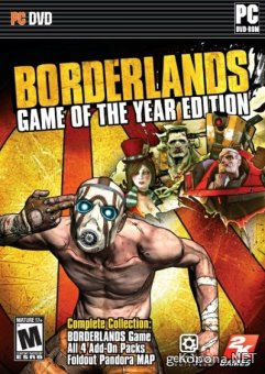 Borderlands:​ Game of the Year Edition (2010/ENG/RePack)