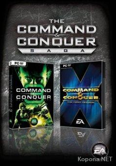 Command and Conquer Saga: Platinum Edition (1992-2010/RUS/RePack)