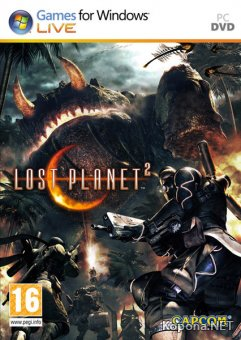 Lost Planet 2 (2010/RUS/ENG/MULTi9)
