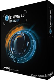 MAXON CINEMA 4D Studio v12.0 *KEYGEN*