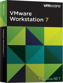VMware Workstation 7 v7.1.3
