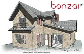 bonzai3d v2.4.0 build 7792