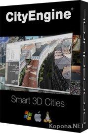 CityEngine v2010.3.0125R