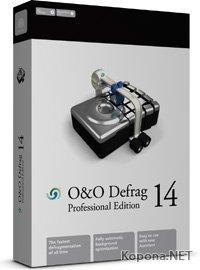 O&O Defrag Professional v14.5.543 + Русификатор