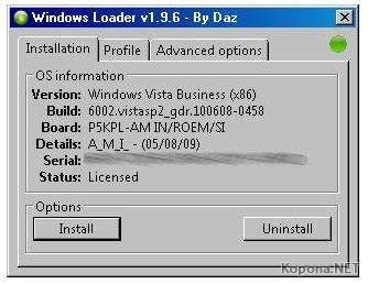 windows loader by daz 1.9 7 download