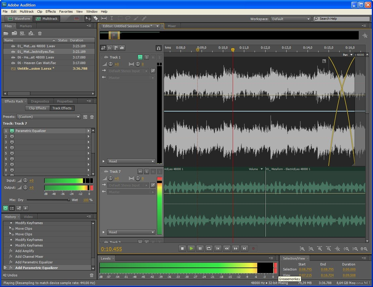 Adobe Audition CS5.5 v4.0 *KEYGEN*