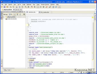 JetBrains PhpStorm v2.1