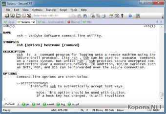 SecureCRT v6.7.1.188