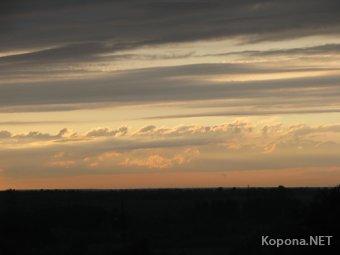 "Фото-Клипарт - ""Сибирское небо"" - 03 (JPG)"